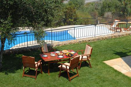 Kalami corfu villas apartments corfu travel guide greece for Garten pool korfu 1