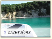 Corfu excursions