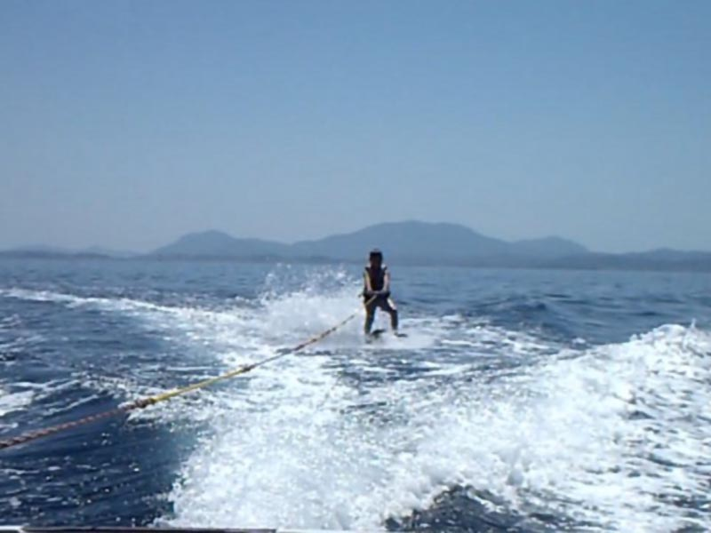 Water Sports on Corfu