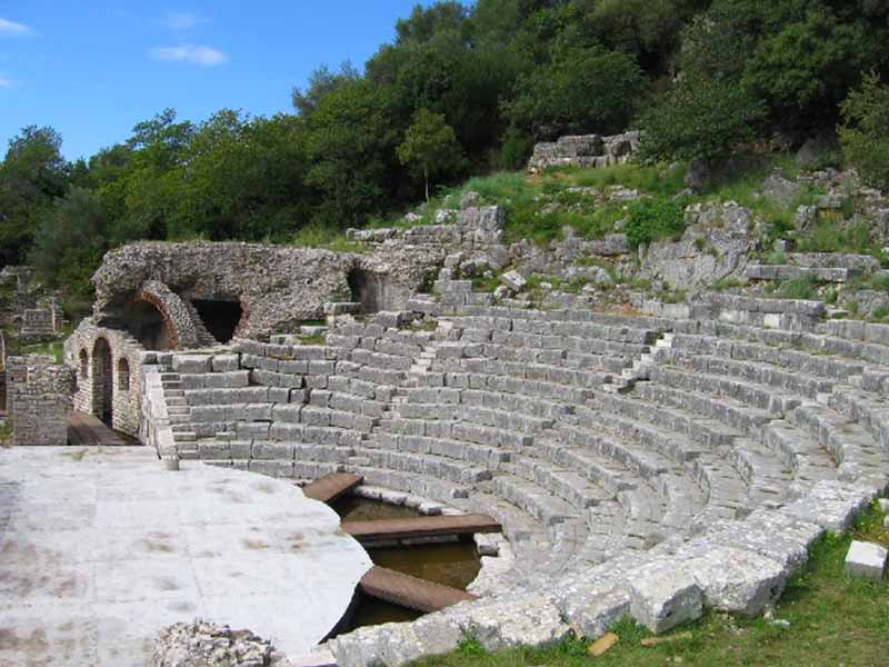 Excursion and tour to Albania