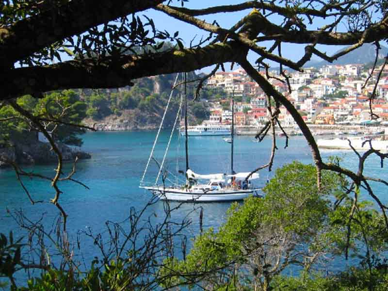 Excursion to Parga and Sivota