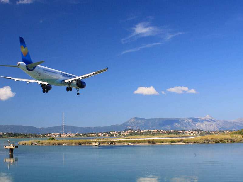 Private Transfer from / to Corfu Airport